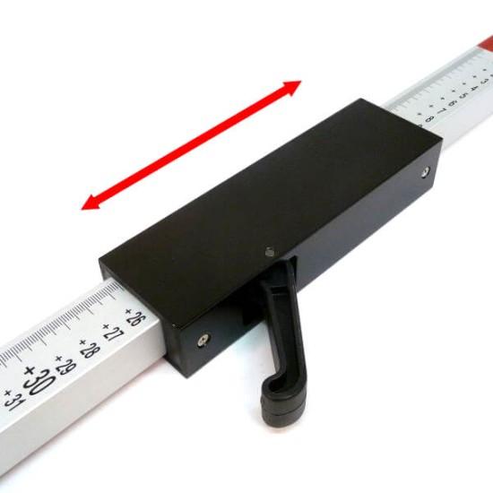 Laser Messlatte