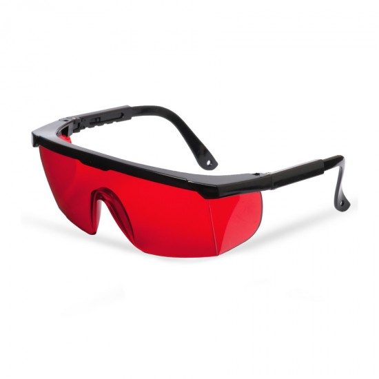 Laserbrille rot